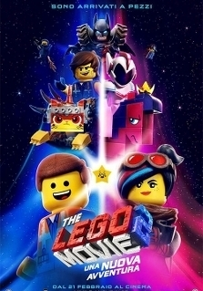 THE LEGO MOVIE 2: UNA NUOVA AVVENTRA